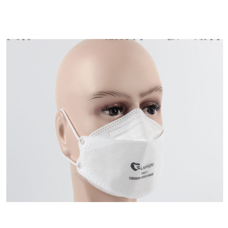 Safety KN95 Fish type KN95 mask 95% filter antibacterial N95 mask dustproof PPE protective mask face mask FFP2 dust particles
