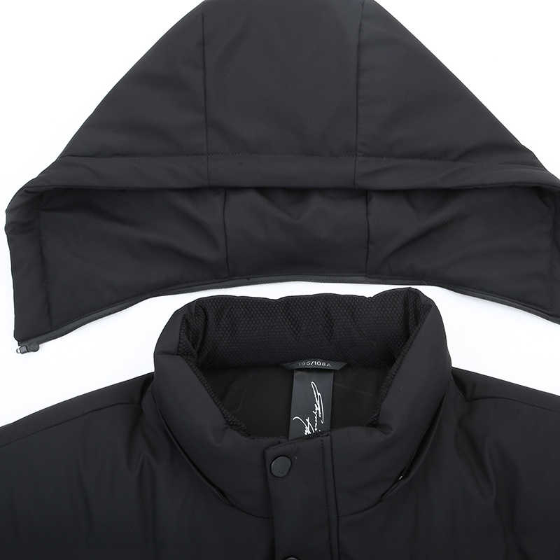 Plus Big Size 10XL 8XL 6XL 5XL 4XL Mannen Dow N Jas Merk-Kleding Winter Thicken Warm Eend Dow N Jas Hooded Mannelijke Klassieke Stijl