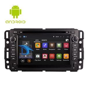 Image 1 - Android 9.0 Car GPS Navigation For GMC Yukon/Tahoe/Acadia/Buick Enclave/CHEVROLET Suburban 2007 2012 BT RDS WIFI Car DVD Player