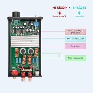 Image 5 - AIYIMA TPA3251 디지털 오디오 증폭기 HIFI 전력 증폭기 2.0 가정 소형 직업적인 Amp NE5532 175W * 2 최고 TDA7498E/TPA3116