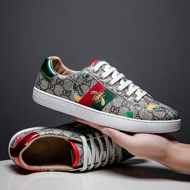 glitter skater shoes