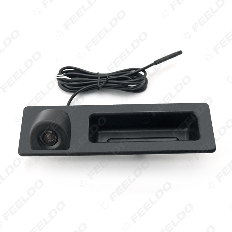 Car High-definition Waterproof Suitable For BMW 3/5 Series X3 X4 X5 X6 Handle Vehiclel Backup Camera Image