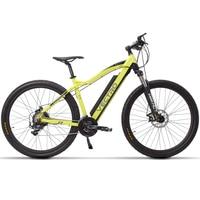 High Quality 29 Inch Power Assist E bike, Mountain Bike, Hidden Lithium Battery, 5 Level Pedal Assist, Lockable Suspension Fork