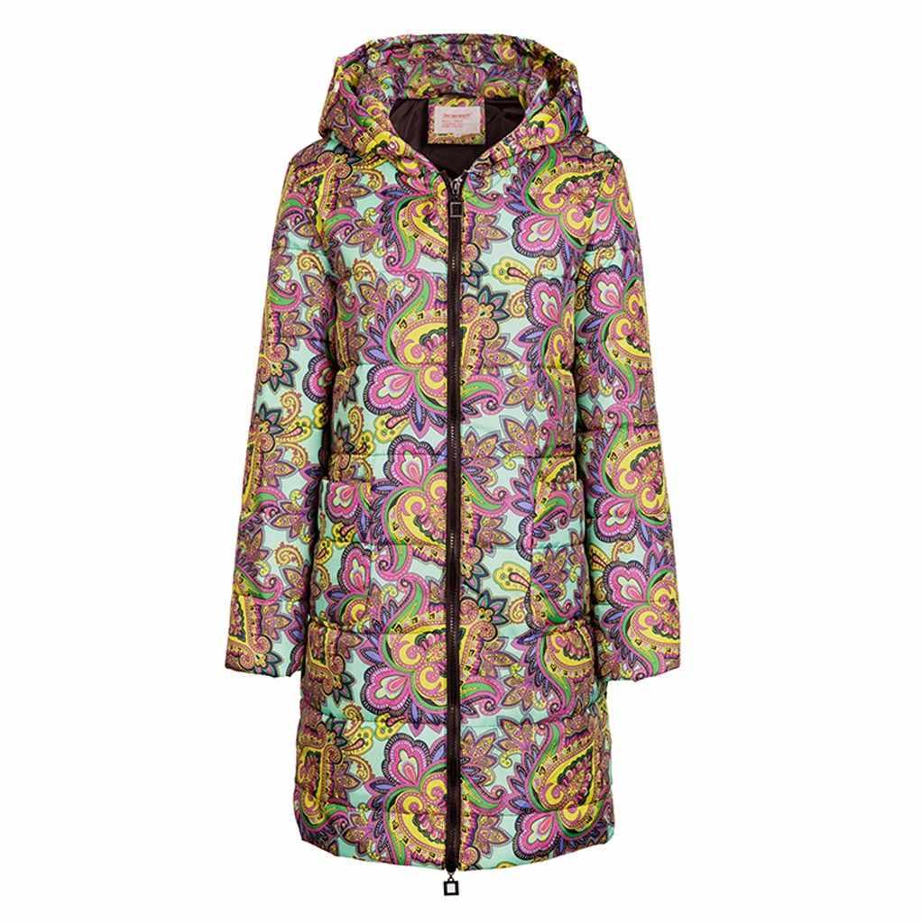 キルト綿のジャケットの女性新冬コート女性ファッション暖かいパーカー付きの女性のダウンジャケットカジュアルコートプラスサイズ 5XL