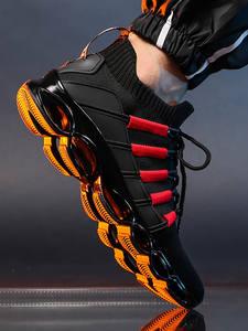 Sneaker Shoes Blade Comfortable Sports Plus-Size Men's 46 New Jogging 48 Fishbone