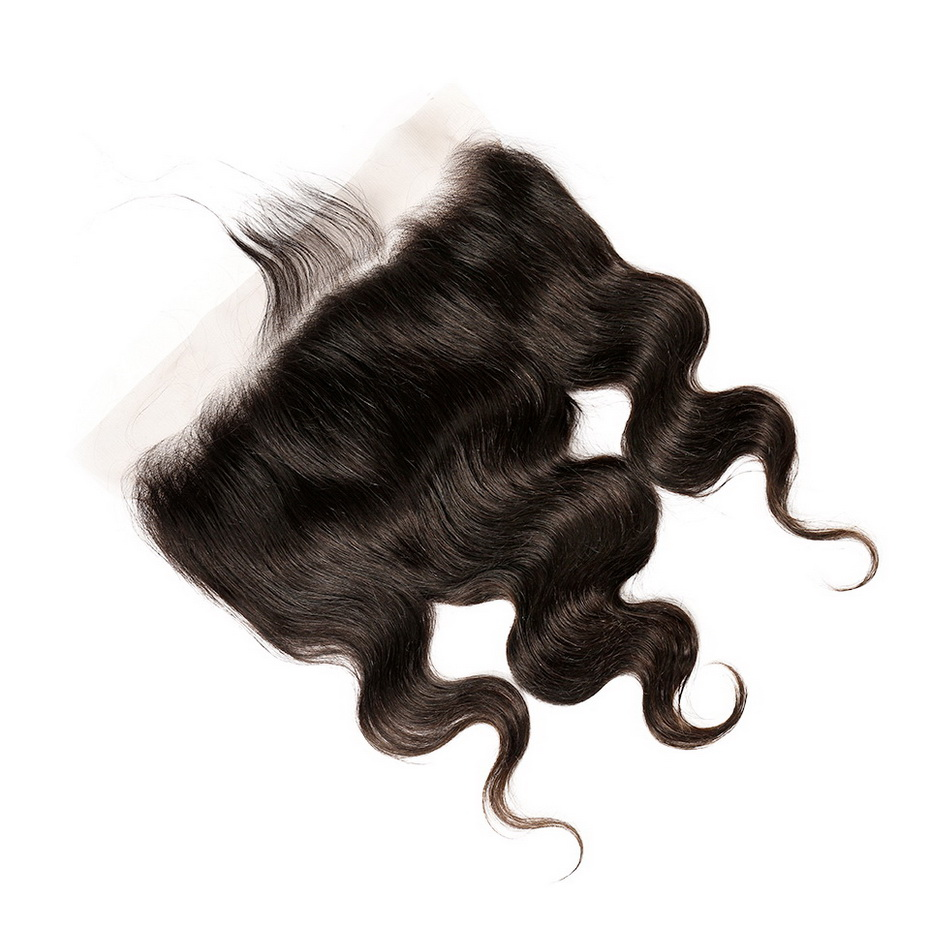 Image 4 - MS Lula Body Wave Pre Plucked 13x6 13x4 Lace Frontal Closure With Baby Hair Brazilian 100% Human Hair Remy Hair For Black Women-in Closures from Hair Extensions & Wigs
