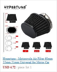 Hypertune-an6 an8 an10 inline pqy filtro de
