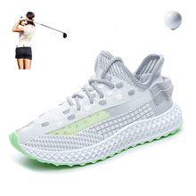 Sports-Shoes Women's Ladies Outdoor Girl Mesh Grass Breathable Non-Slip Fitness Trend