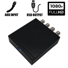 Capture-Card OBS Live-Streaming-Support Vmix Full-Hd Playback-Card To 1080P UVC AHD