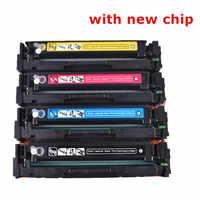 BLOOM remplacement CF530A-CF533A 205A cartouche de Toner couleur avec puce pour imprimante hp Color LaserJet Pro 154 M154nw M180nw M180n