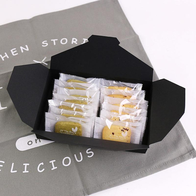 """20pcs/lot 19,5x12,5 x4 cm/7,6x4,9 x1.5 """"kraft papier/weiß geschenk boxen umschlag stil präsentation box für hochzeit einladung karten"""