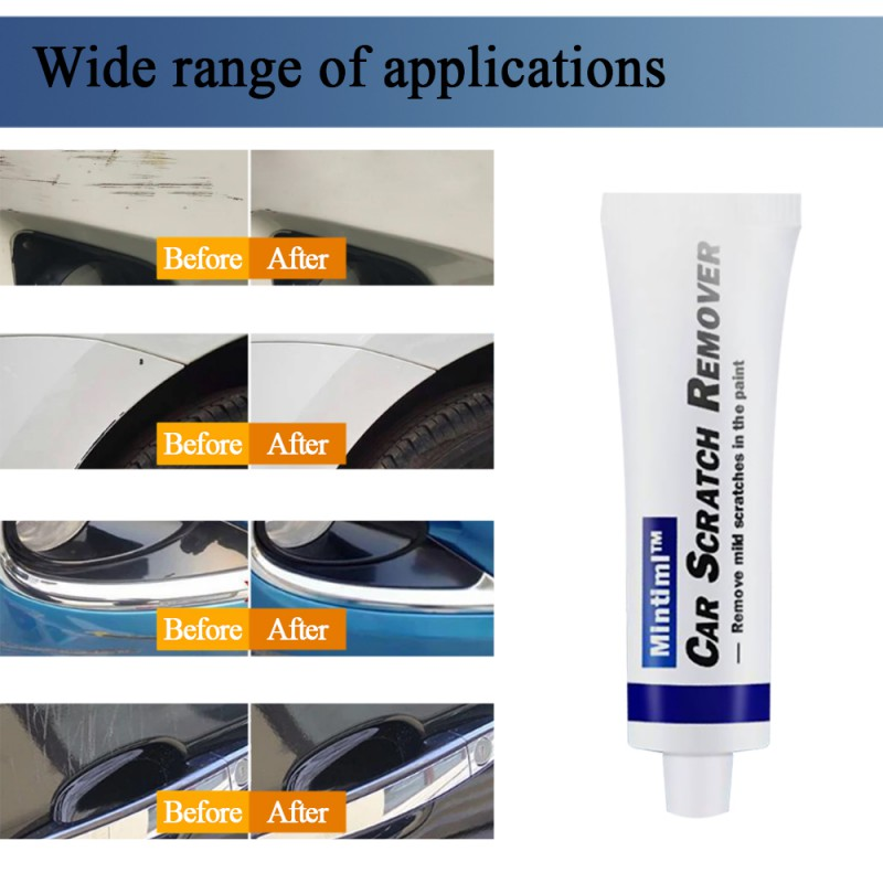 Car Scratch Clear Remover Mending Fill Paint Pen Tool Professional Applicator Touch Up Auto Repair Waterproof Coat Painting #7