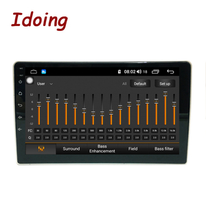 """Image 2 - Idoing 9"""" 4G+64G 2.5D Car Android Radio Multimedia Player For Peugeot 307 307CC 307SW 2002 2013 DSP GPS Navigation no 2 din 4G"""