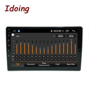 "Image 2 - Idoing 9 ""4G + 64G 2.5D araba Android radyo multimedya oynatıcı Peugeot 307 için 307CC 307SW 2002 2013 DSP GPS navigasyon no 2 din 4G"