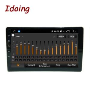 """Image 2 - Idoing 9 """"4G + 64G 2.5D רכב אנדרואיד רדיו מולטימדיה נגן עבור פיג ו 307 307CC 307SW 2002 2013 DSP GPS ניווט לא 2 דין 4G"""