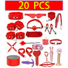 20 PCS Red