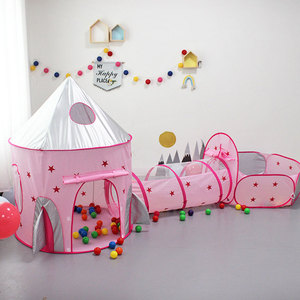 Creative Kids Playing Tent Ind