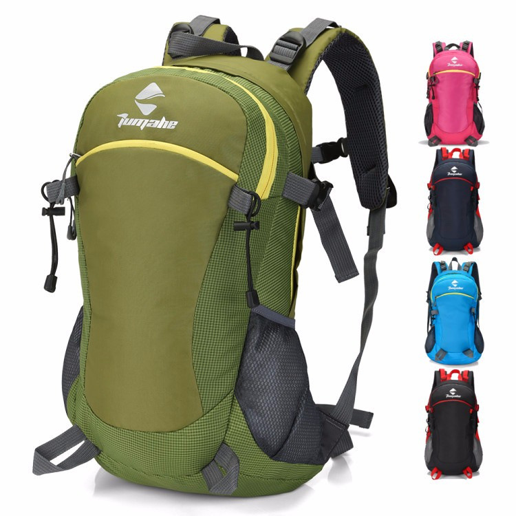 2019 New Style Fashion And Personality Multi-color Backpack Waterproof Anti-Theft Wear-Resistant Outdoor Casual Sports
