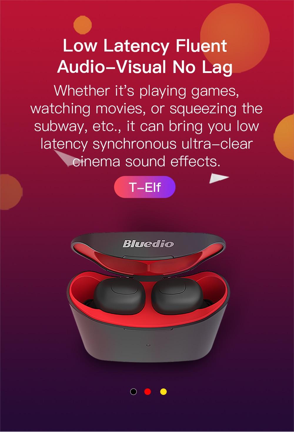 Bluedio T-elf mini Earbuds TWS Bluetooth 5.0 PAKISTAN www.brandtech.pk