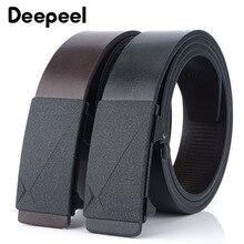 Deepeel 3.2cm*110-130cm Toothless Men's Belt Second layer co
