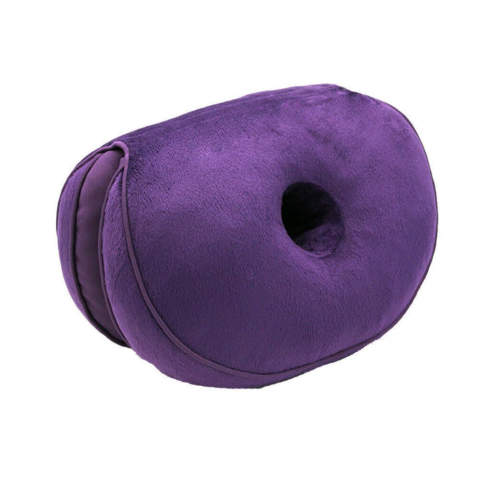 H6073a1abbd83462a8e32a5e34aca87a7t - Multifunctional Dual Comfort Cushion Memory Foam Seat of Hip Lift Seat Cushion Beautiful