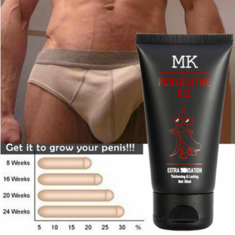 Penile Erection Men's Penile Enlargement Ointment Men's Penis Enlargement Massage Gel Sex Products For Male