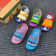 Mini Melissa Summer Beach Slide Sandal Little Girl Boy Jelly Shoes