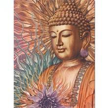 5D DIY Diamond Painting Embroidery Sale Religion Buddha Diamond Painting Full Square Pictures Of Rhinestones Diamond Mosaic Gift full square diamond painting buddha diamond embroidery sale 5d diy mosaic picture of rhinestones y0561