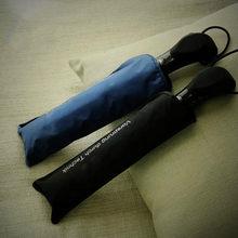 Para audi q5 q2 q3 q7 a6 a8 com logotipo totalmente automático compacto dobrável guarda-chuva decoração do carro