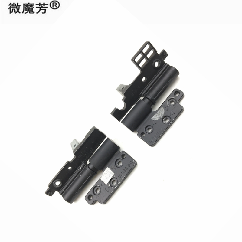 Laptops Replacements LCD Hinges Fit For Dell M4800 Series Laptop Screen Shaft Hinges VAQ10 1 Order