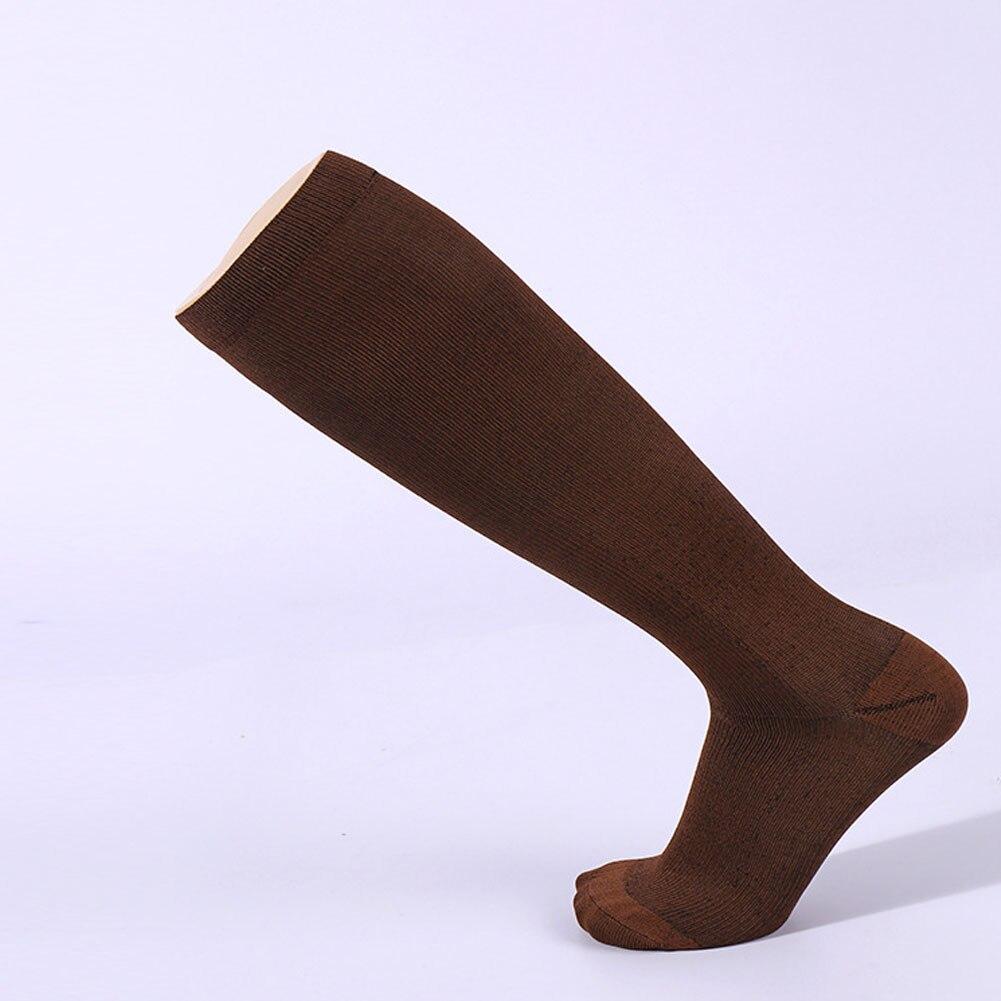 Unisex One Pair Knee High Graduated Compression Unisex One Pair Stocking Knee High Graduated Compression Stockings