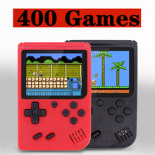VICFINE Video Game Console 8 Bit Retro Mini Pocket Handheld Game Player Built-in 400 Classic Games for Child Nostalgic Player