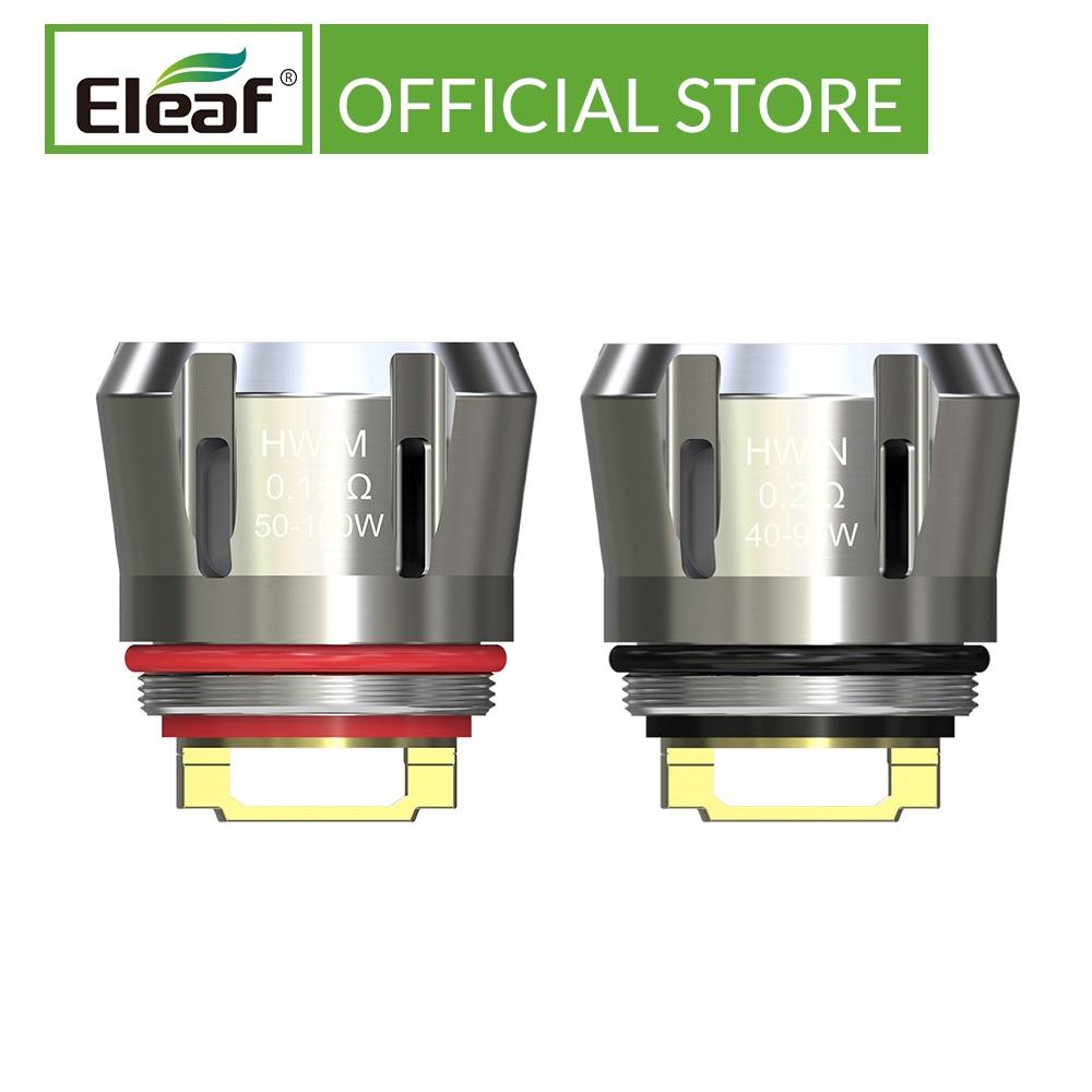 [RU/FR] Original Eleaf HW Coil 0.15ohm HW-M/0.2ohm HW-N Coil For Ello Duro/Ello Vate/iStick Pico S/iJust 3 Coil E Cigarette