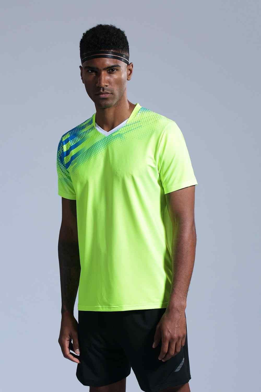 2020 Tennis Kleding Suit Custom Mannen En Vrouwen Outdoor Sport Training Concurrentie Casual Wear Ademende Zweet Absorberende Paar