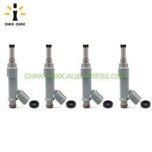 CHKK-CHKK 23250-0Y040 23209-09250 fuel injector for TOYOTA General YARIS 1.3 4NRFE / 1.5 5NRFE VIOS 1.3 6NRFE / 1.5 7NRFE 2013 chkk chkk 23250 0t050 23209 09360 fuel injector for toyota general rav4 asa44 zsa4 2013 2 0l 6zrfae