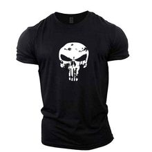 2021 New Arrival T-shirt 3D Print T shirt For Men Off White Black Top Shirts With Skull Top Tees Outdoor breathe freely brand
