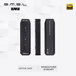 Clearance SMSL IDOL+ Mini Headphone Amplifier USB Audio Portable DAC MAX97220A Suitable For Most Earphone Micro USB 24bit/192KHZ