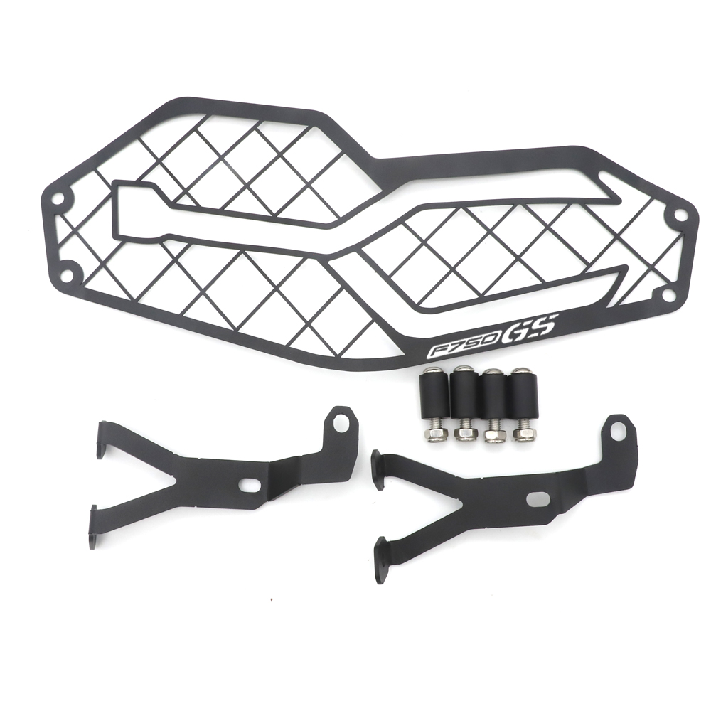 Image 4 - F850GS F750GS Headlight Cover Protection Grille Mesh Guard For BMW F 850 GS F 750 GS 2018 2019 Motorcycle Accessories-in Covers & Ornamental Mouldings from Automobiles & Motorcycles