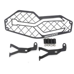 Image 4 - F850gs f750gs 헤드 라이트 커버 보호 그릴 메쉬 가드 bmw f 850 gs f 750 gs 2018 2019 오토바이 액세서리