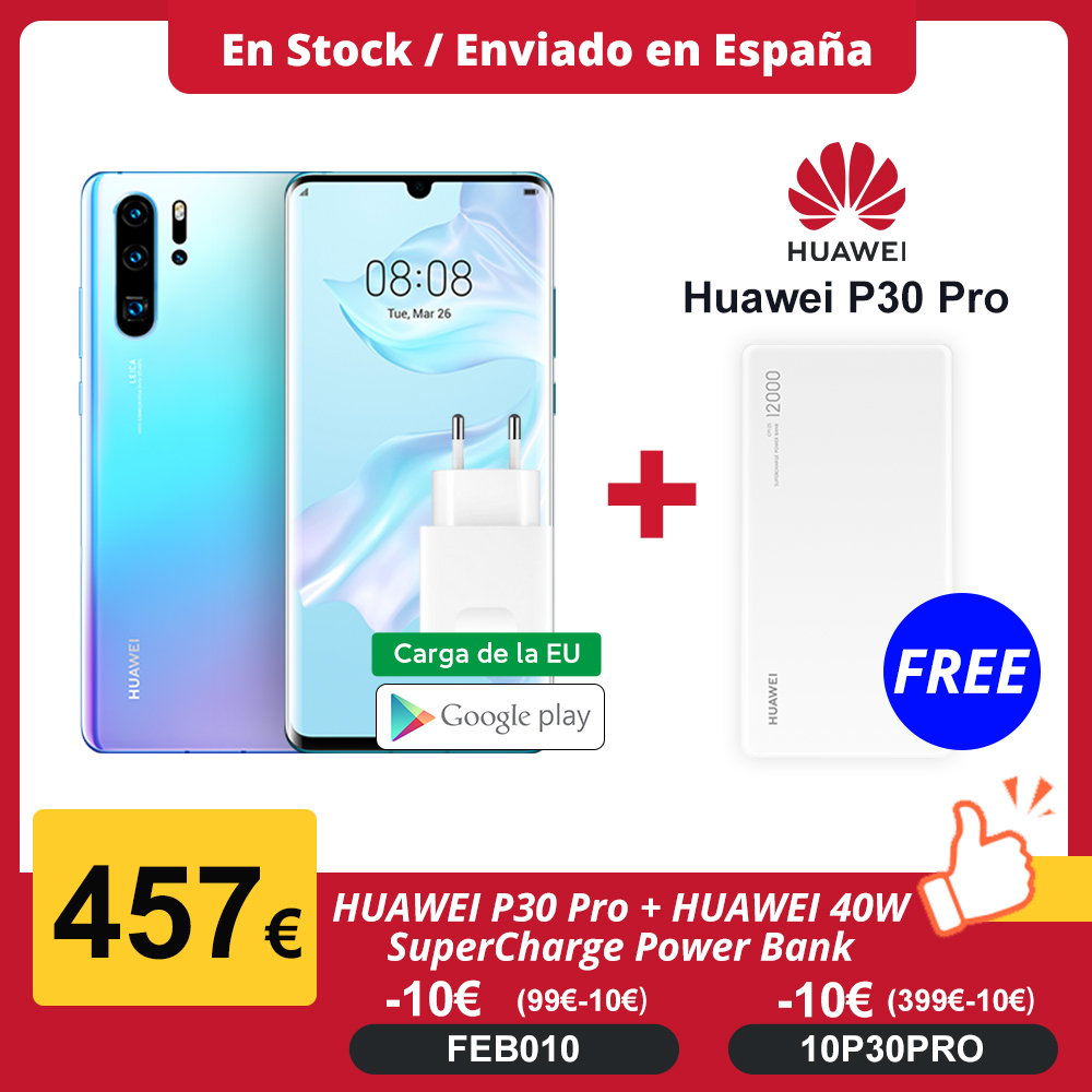 Global version Huawei P30 Pro New Edition 6G 128G Kirin 980 10x Zoom hybrid, Zoom Max. 50X 6.47 ''EMUI 10.1 NFC Google|Cellphones| - AliExpress