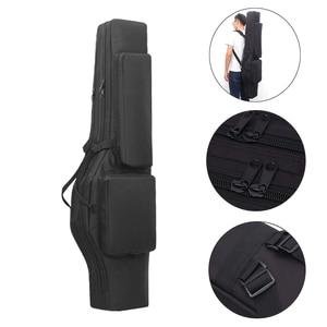 Image 4 - 120ซม.ปืนยุทธวิธีปืนไรเฟิลกระเป๋าล่าสัตว์กระเป๋าเป้สะพายหลังCarbine HolsterยิงกรณีCS Multifunctionalกระเป๋าสำหรับตกปลา