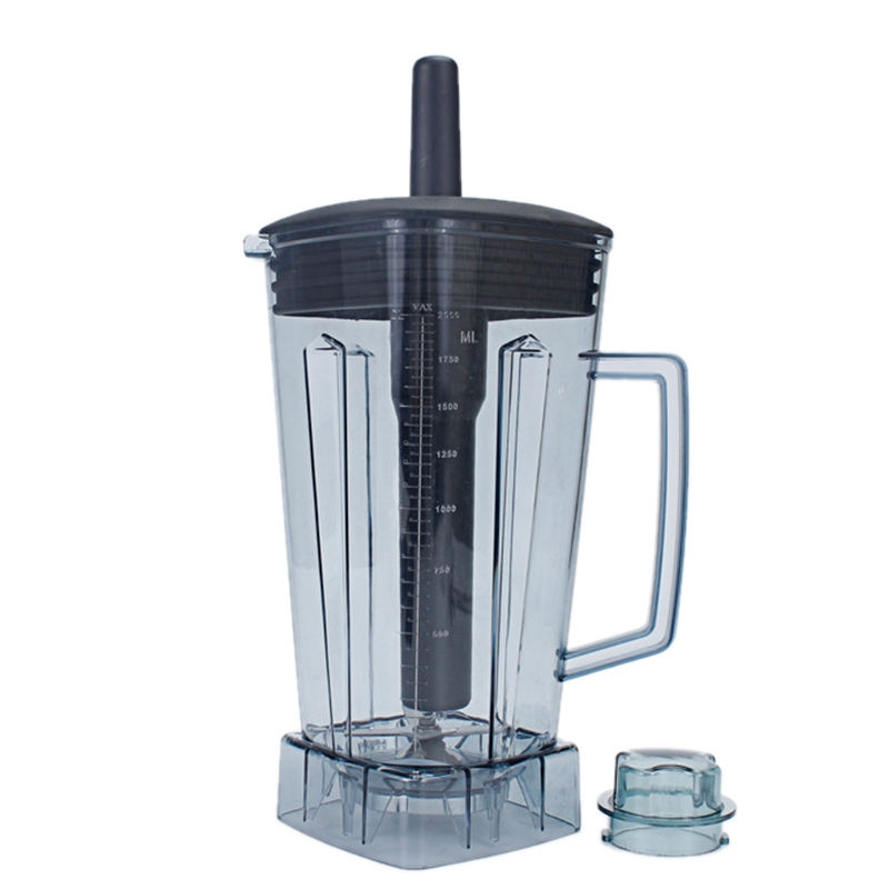 Smoothie Machine Commercial Soya Bean Milk Machine Mixer Cooking Machine Accessories Cup Holder Cup Group Barrel Blade 2L|  - title=