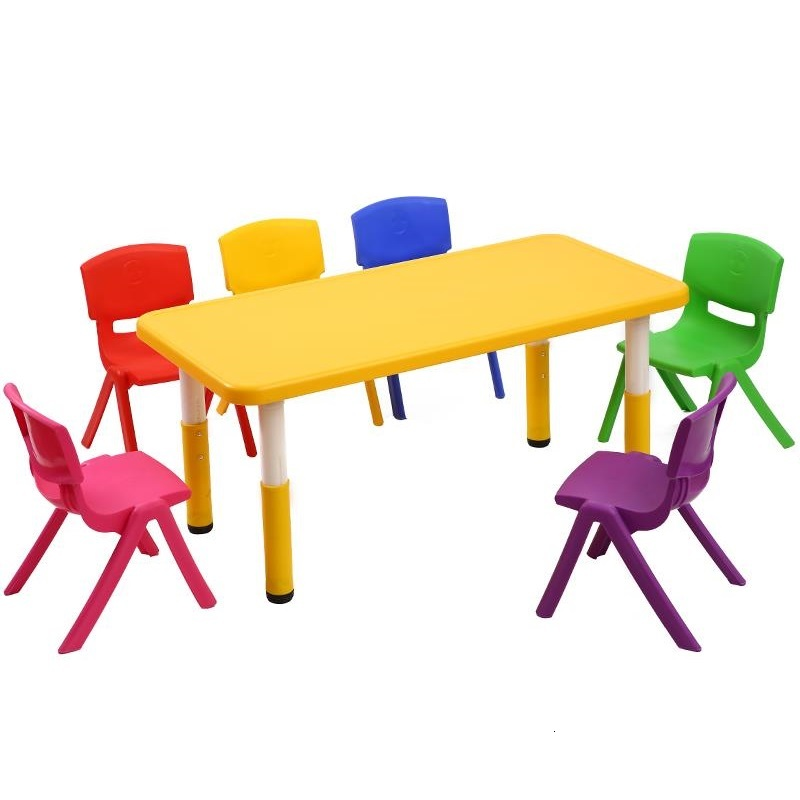 Scrivania Bambini Avec Chaise Silla Y Infantiles And Chair Kindergarten Kinder Enfant Mesa Infantil Study Table Kids Desk