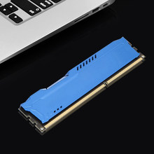 RAM Cooler Radiator Classic Colors Simple Enduring Cooling Heat Sink for DDR2 DDR3 DDR4 Heat Dissipation Pad(China)