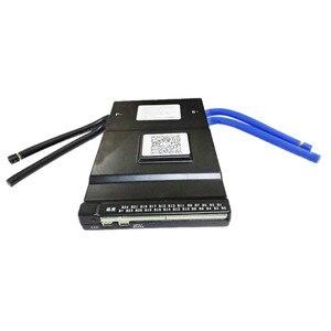 Image 3 - Smart BMS 14S ~ 24S 150A z 1A aktywnym balansem tablica zabezpieczająca baterię telefon z Bluetooth APP Lifepo4 li ion LTO 16S 20S
