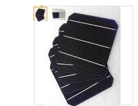 100pcs 20.4% efficiency 6x6 Monocrystalline solar cells
