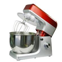 ITOP Commercial 7L Food Mixers 1200W Electric Blender Dough Mixers Butter Cream Maker Machine Food Processors 110V цена и фото