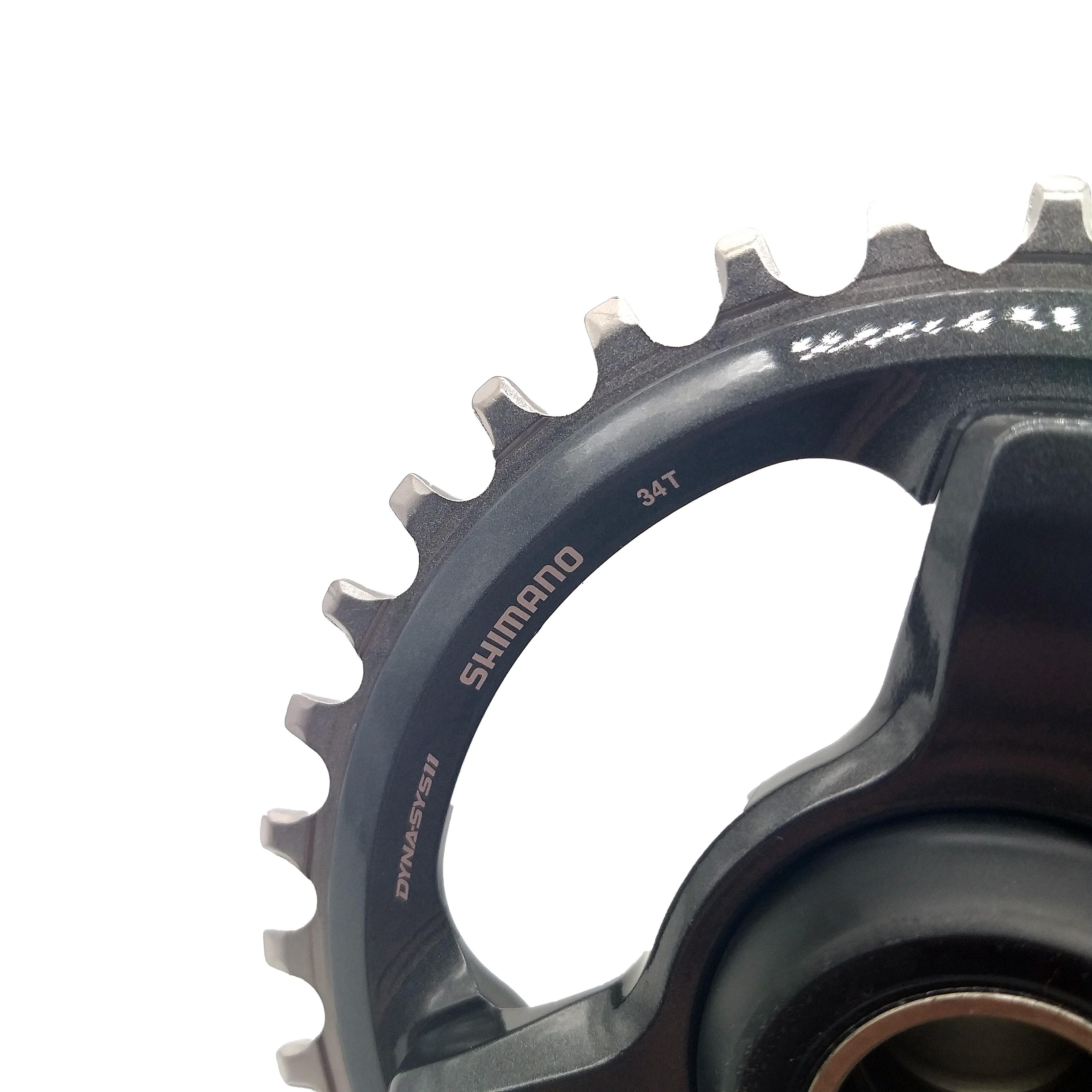 Shimano XT FC M8000 11S  MTB bike Crankset 32T 34T  170//175mm WITH MT800