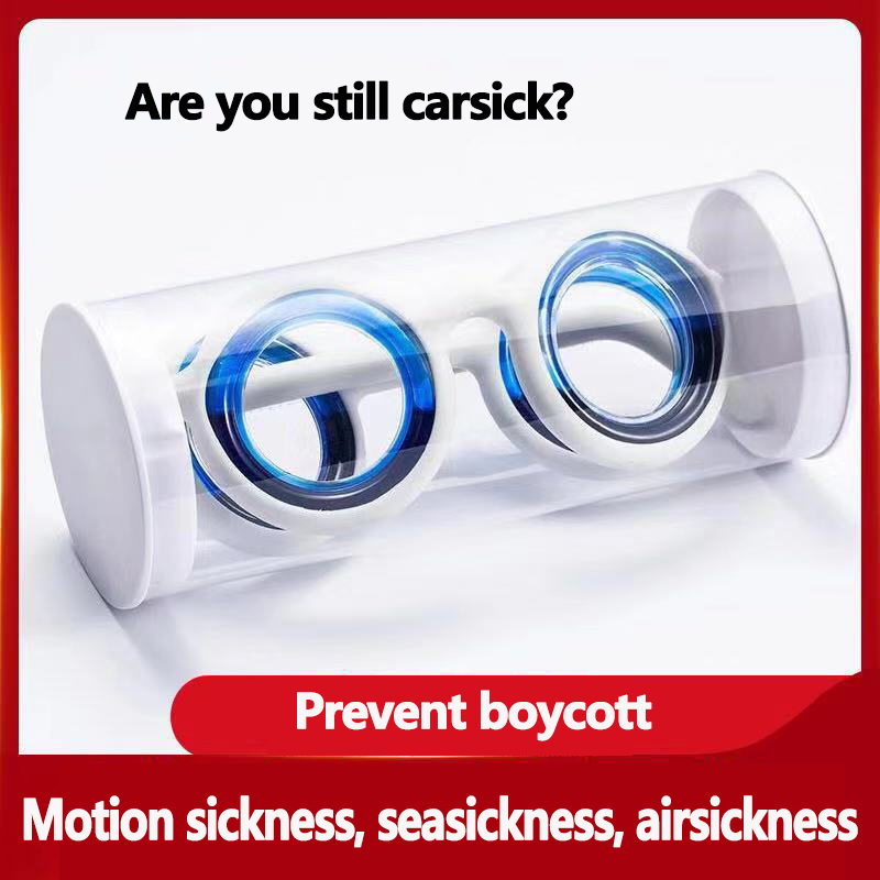 Prevention Against Motion Sickness Seasickness Airsickness Eyes Children Elderly Adults General Style Avoiding Vomiting in Driver Goggles from Automobiles Motorcycles
