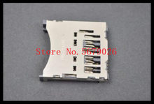 New SD Memory Card Slot Holder For Sony DSC-RX100 / RX100 II M2 / RX100 M3 RX100III Digital Camera Repair Part(China)